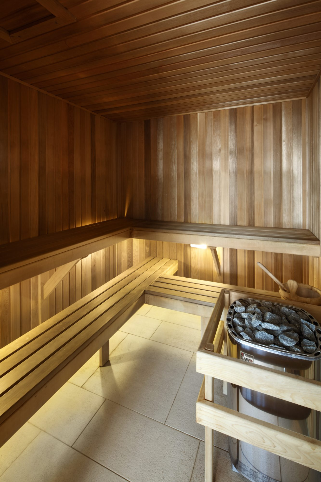 Treat and protect your sauna with Sikkens timber stains