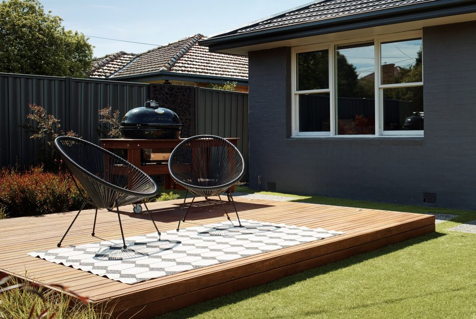 Revitalise and protect outdoor decking with Sikkens range of timber stains