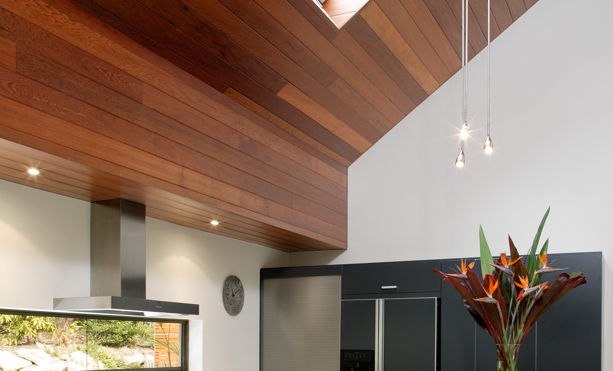 Refresh timber interiors with Sikkens colourless coatings or explore Sikkens various timber stains