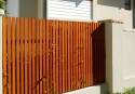 Protect timber fences from the elements with Sikkens range of wood coatings and timber stains