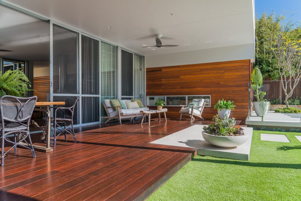 Sikkens Cetol Deck over Spotted Gum Timber